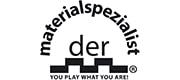 Logo: Der Materialspezialist