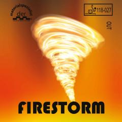 Der Materialspezialist Belag Firestorm