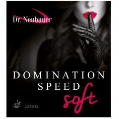 Dr. Neubauer Belag Domination Speed Soft