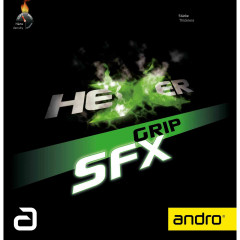 andro Belag Hexer Grip SFX